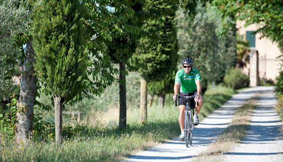Tuscany Biking 